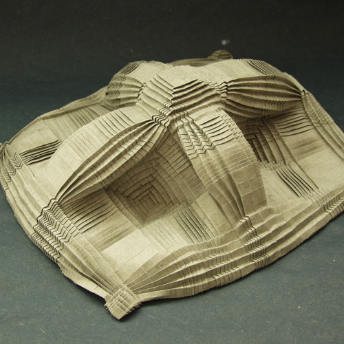 Folded (work in progress from collab album 'Swing of the Pendulum')