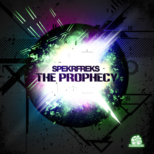 The Prophecy (album preview)- Beatport Electro House Top 100 at #9