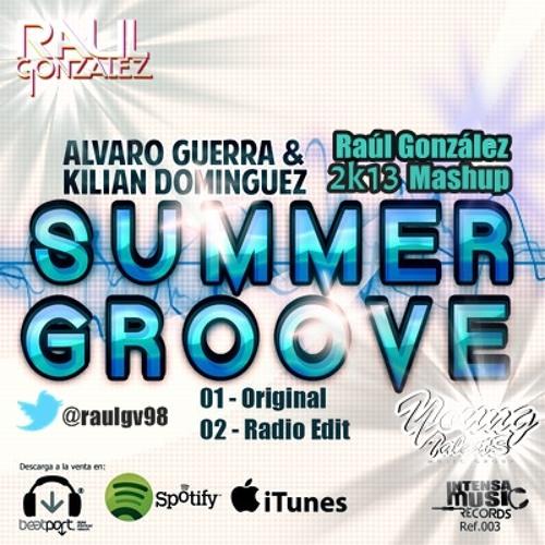 alvaro guerra & kilian dominguez - summer groove