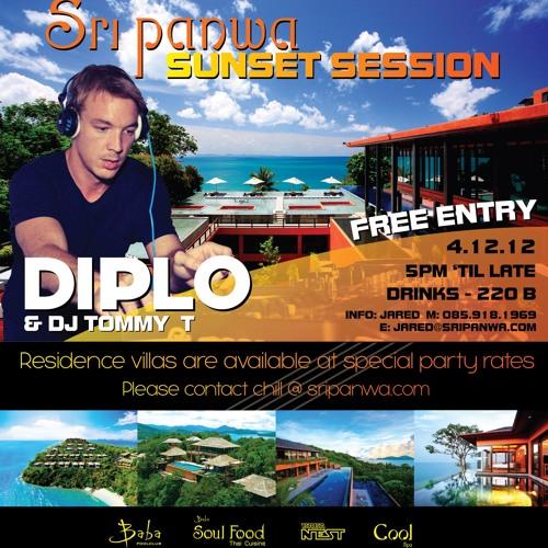 Tommy T Live @Sri Panwa, Pool Club, Phuket, December 4th, 2012