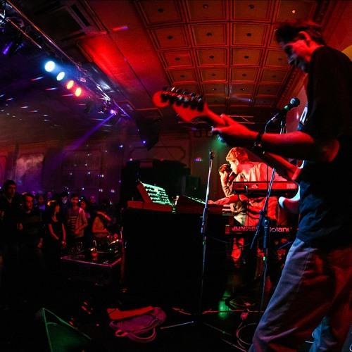 DOMINIK VON SENGER / JUJU & JORDASH LIVE JAM @ CONTROL, BUCHAREST 30.11.12