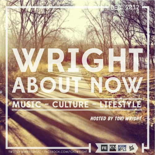 Wright About Now Podcast - December 2012