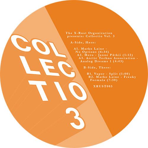 A1. Marko Laine - No Options