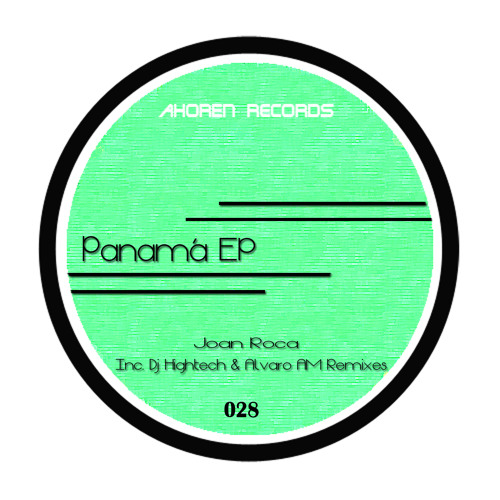 Joan Roca - Panamá EP //AR028 Out Now on Beatport