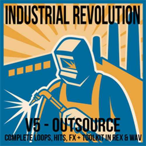 Industrial Revolution V5 - Outsource