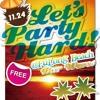 2012-11-24 Let's party hard @ Fulong beach bar wavs. Live set