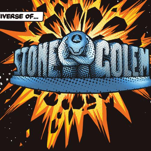 Stone Golem-Johnny the Spacecowboy