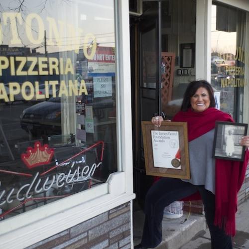 Touring Coney Island with Antoinette Balzano of Totonno's Pizzeria