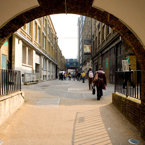 UCL Soundscapes: Malet Place archway