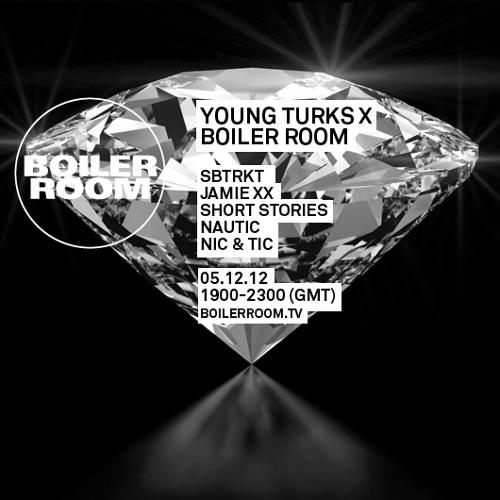 SBTRKT 50 min Boiler Room Mix