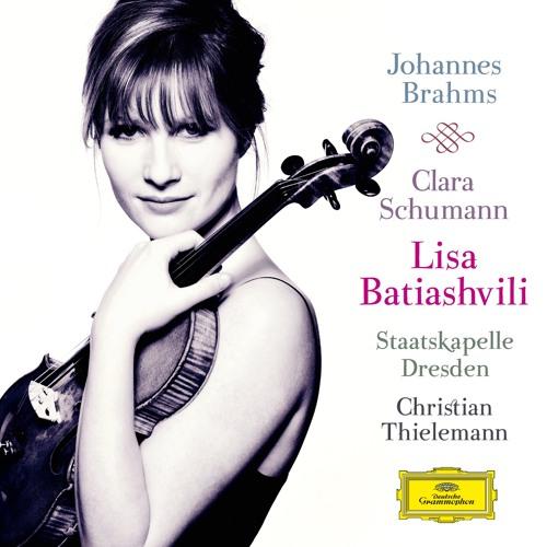 Lisa Batiashvili plays Brahms' Concerto for Violin and Orchestra in D major, op. 77 (3rd mvmt)