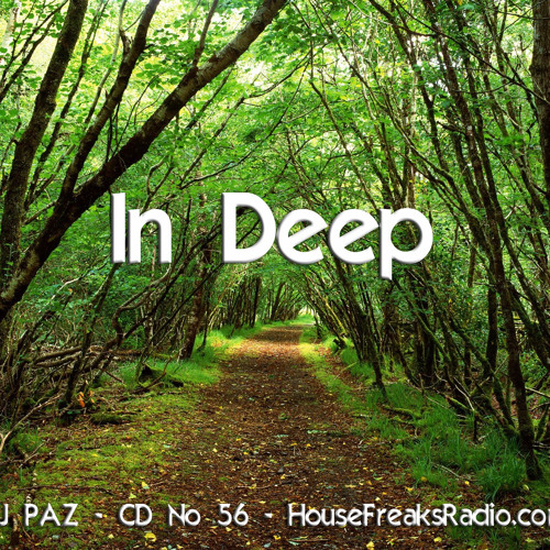 Dj Paz - In Deep - CD No 56 - Housefreaksradio - 06.12.12
