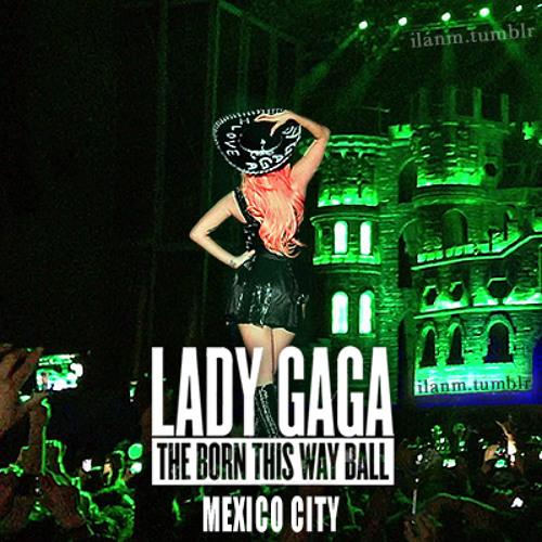 Bad Kids Speech Lady Gaga (Mexico City 26/10/12)