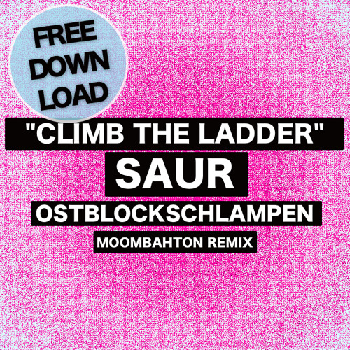 SAUR - CLIMB THE LADDER (OSTBLOCKSCHLAMPEN MOOMBAHTON REMIX)