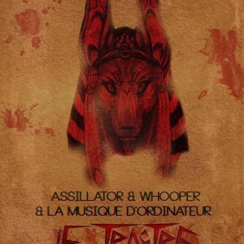 Whooper Ft Assilator & La Musique D'ordinateur - Le Traitre [Metalectro Vol.3 Contest]