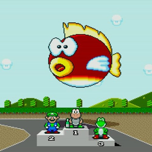 Super Nintendo (In Glorious Way ghost track) Réservé