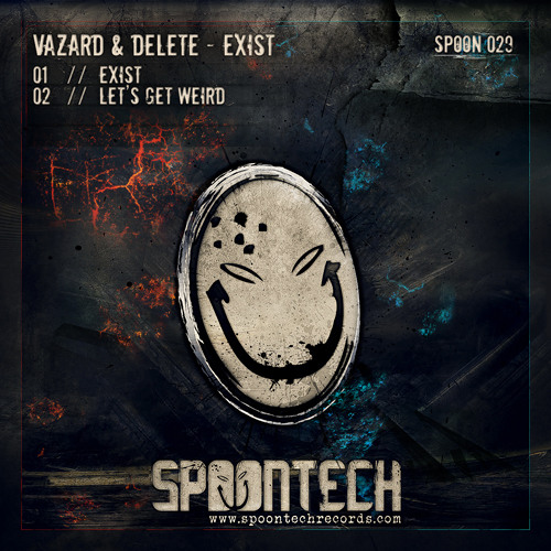 Vazard & Delete - Let's Get Weird (SPOON 029)