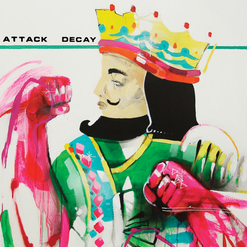 Attack Decay - Africa