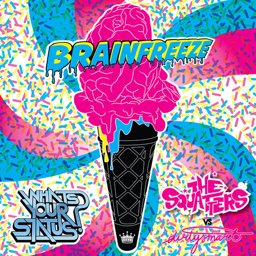The Squatters - Brainfreeze (TROW Remix) - FREE DOWNLOAD