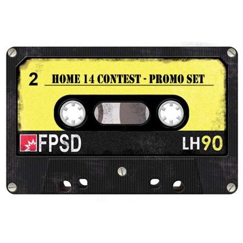 Raum Acht & Rijö - Home14 Contest - Promo Set - Dezember 2012