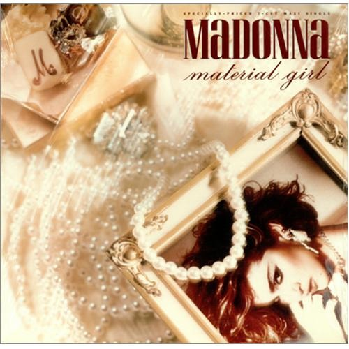Madonna - Material Girl (A lot of Genres Cover)