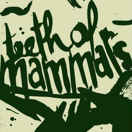 Teeth of Mammals - Mark,Shot,New Man