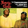 Yancey Boys -THE THROWAWAY featuring Frank Nitt prod by J Dilla