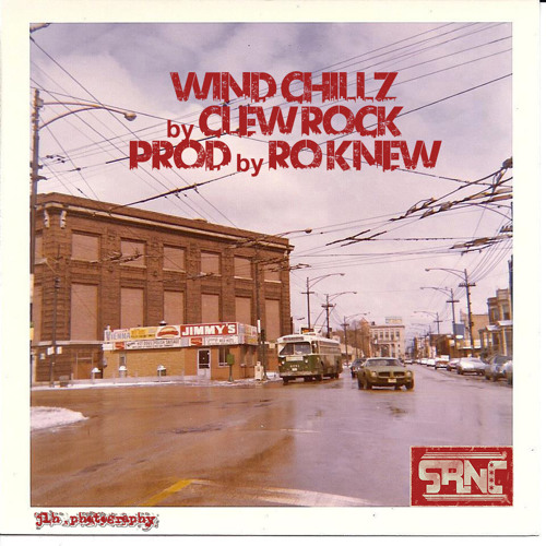 Clew Rock - Wind Chillz