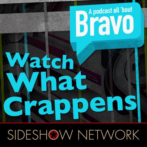 Watch What Crappens #25:  Special Guest Jill Zarin