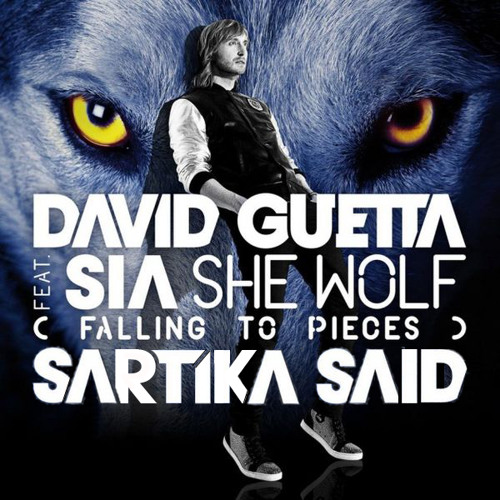 David Guetta ft. Sia - She Wolf (Falling To Pieces) Cover