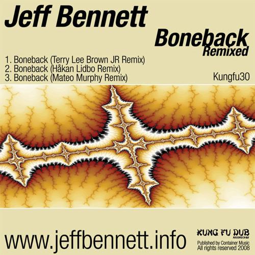Jeff Bennett -Boneback (Terry Lee Brown JR Remix) - Kung Fu Dub (2008)