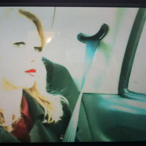 Girl in the Cab