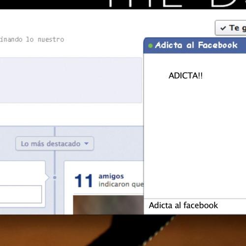 TheDjB- Adicta al facebook (Versión Original)