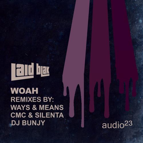 LAID BLAK-WOAH (CMC&Silenta Remix) snippet