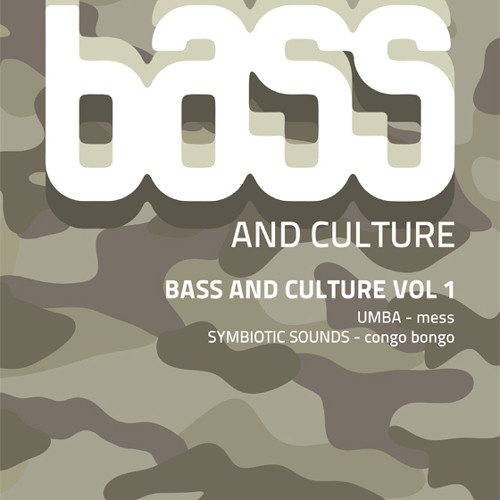 Symbiotic Sounds - Congo Bongo [Bass and Culture Vol 1] (Free Download)
