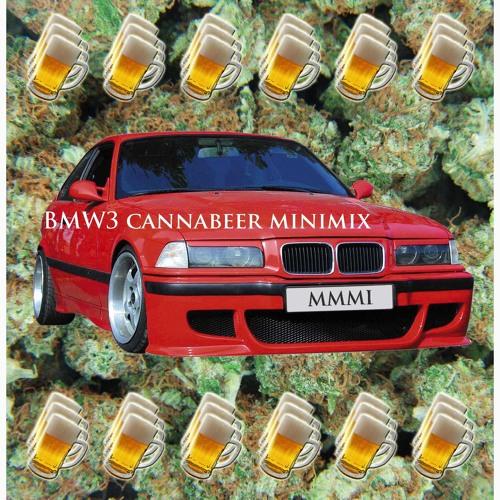 MMMI - BMW3 CANNABEER MINIMIX