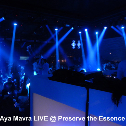Aya Mavra LIVE @ Preserve The Essence - Shiva's special show from BEIRUT