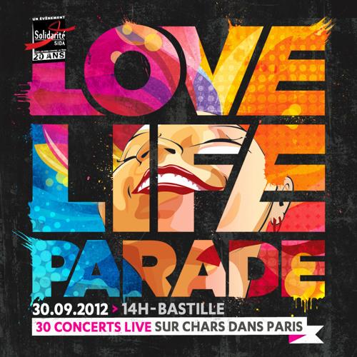 Love Life Parade 2012