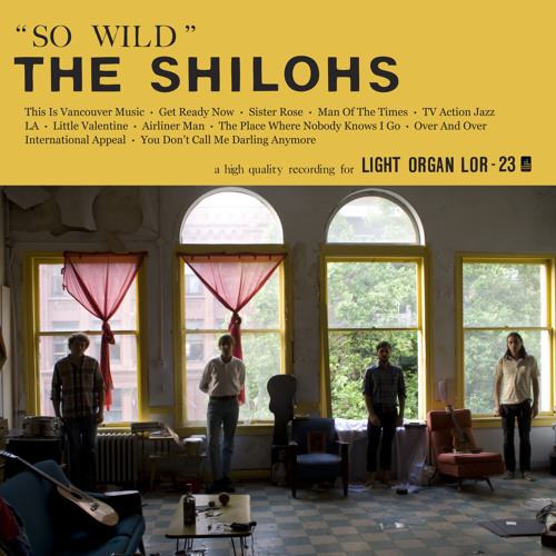 The Shilohs - The Place Where Nobody Knows I Go