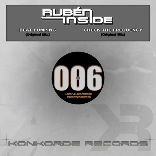 Rubén Inside - Beat Pumping (Original Mix) [Konkorde Records]