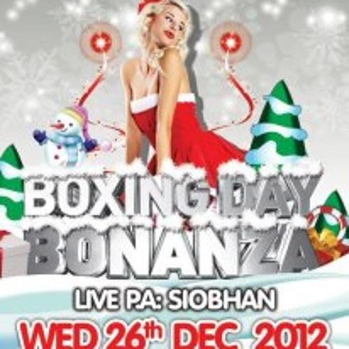 Boxing Day Bonanza - Sub Way City - Promo Mix From House Monkeyz