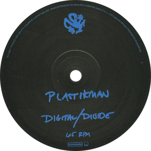 Plastikman: Digital / Divide (2003) MINUS17