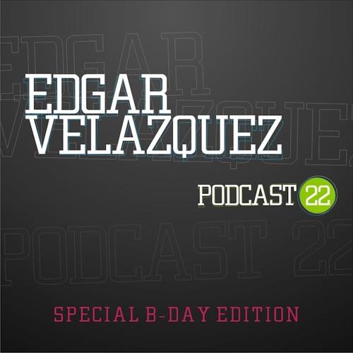 Dj Edgar Velazquez Podcast Episode 22 (November 2012)