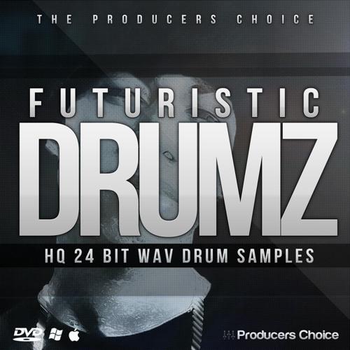 Futuristic Drum Loop Demo 5