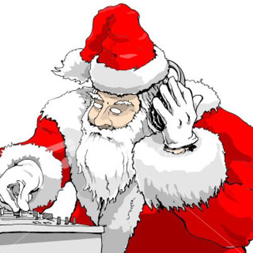 Funky Santa