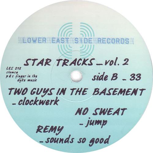 Two Guys In The Basement: Clockwerk (1991) LES018