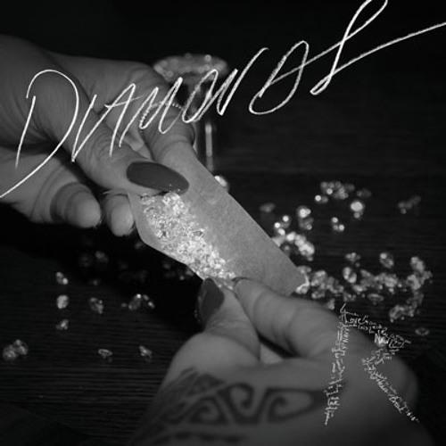 Diamonds vs M83 (Don Lucash Remix)