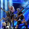 Ke$ha - C'mon  (X Factor USA Results) HQ