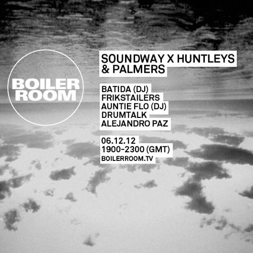 DrumTalk 40 min Boiler Room Mix
