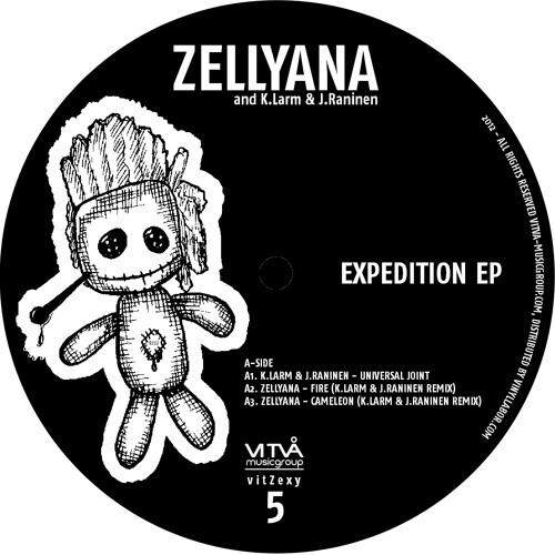 Zellyana - Fire [K.Larm & J.Raninen Remix]